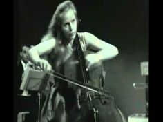 ▶ Jacqueline Du Pre - Elgar Concerto - Part 1.avi - YouTube