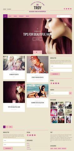 Troy WordPress Theme - CSSIgniter
