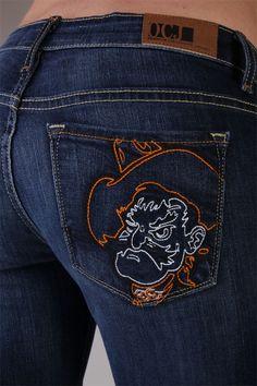 Ok.... I went to OU, but I had to pin these for my OSU friends... those are pretty stinkin' cute!