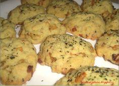 Cookies s karamelizovanou cibulkou