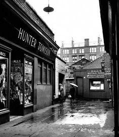 West End Nostalgia Photos. - Local Nostalgia - Pat's Guide to Glasgow West End Glasgow Subway, Glasgow University, George Cross, Glasgow City, The Second City, Glasgow Scotland, Great Pic, West End, Old Photos