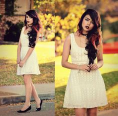 .When We First Met. (by Kendall C.) http://lookbook.nu/look/4154052-When-We-First-Met