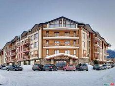 Супер промо оферта All inclusive за ски в Банско, след 13.01 с вътрешен басейн в Хотел Грийн Ууд