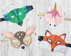 Felt-Animal-Masks