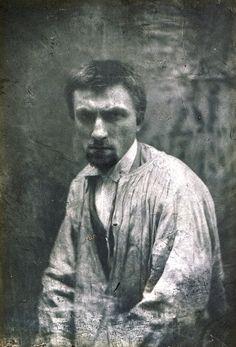 Auguste Rodin, Paris, c1862 by Charles Hippolyte Aubry - Auguste Rodin - Wikipedia, the free encyclopedia