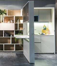 Clei launches space-saving hideaway kitchen | Kitchens, Spaces and Box