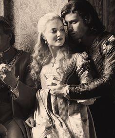 Cesare and Lucrezia