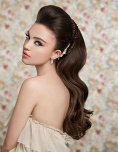 Sensational 1000 Images About Formal Hairstyles On Pinterest Formal Hairstyle Inspiration Daily Dogsangcom