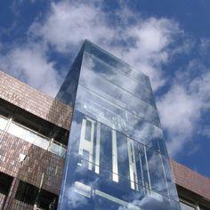 Glass Lift in Sunderland