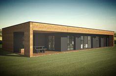 booa constructeur maisons ossature bois design à prix direct fabricant | maison ossature bois 4 pieces moov4 | COLLECTION MAISONS Élément