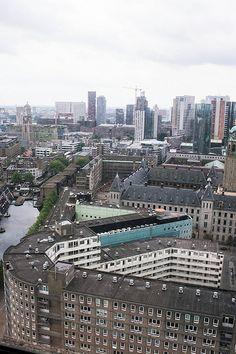 Skyview Rotterdam Hofpoort, Holland