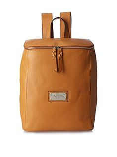 Valentino Bags by Mario Valentino Women's Paco Backpack, Whiskey