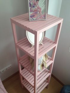 Ikea hack molger with chalk paint