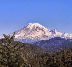 Mt Rainier August 2016