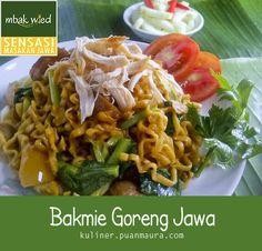 Resep Bakmie Goreng Jawa