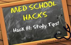 Med School Hacks Medical School Study Tips! - Three Thousand Miles Med Student, Student Studying, Medical School, Public School, Trauma, Best Study Tips, Medicine Notes, Professional School, Study Board