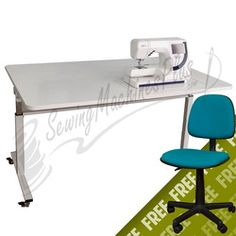 The Tasmanian Height Adjustable Table Is Not Only A Great Sewing Table, But  It Also Transforms Itself Into A Perfect Height Cutting Table! With Theu2026