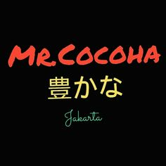Mr.Cocoha