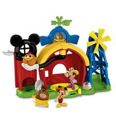 Mickey Mouse The Barnyard Dance Farm