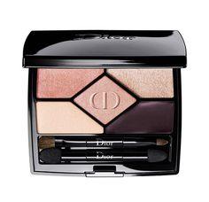Beauté : Palette de maquillage fards à paupières 5 Couleurs Designer de #Dior http://www.vogue.fr/beaute/buzz-du-jour/diaporama/le-regard-backstage-selon-dior/20814#diorshow-mascara-de-dior