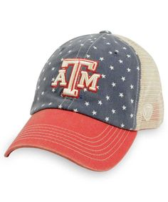3509d52b198 Texas A M Aggies Top Of The World Ladies Freedom Meshback Adjustable Cap