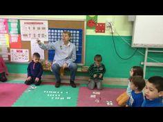"""Otro delicioso vídeo de la clase de Infantil de 5 años de Conchi Bonilla (CEIP """"Sagrado Corazón"""", de Getafe). Es un placer verlo. Quedamos ..."""