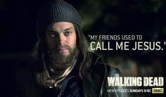 The Walking Dead: Jesus actor Tom Payne pleased with warm fanbase