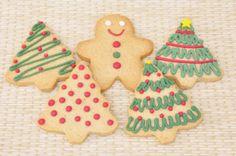 #Galletas de jengibre para #Navidad