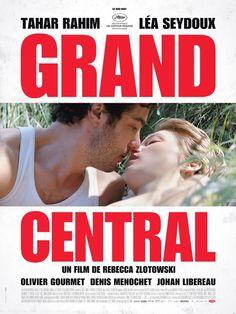 Grand Central, Rébécca Zlotowski (2013) - Un thème qu'il était temps d'aborder... Avec une BO bien angoissante !