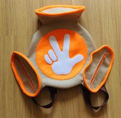 Шьем детский рюкзак-«помогатор» - Ярмарка Мастеров - ручная работа, handmade