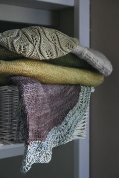 muted stack. texture & softness
