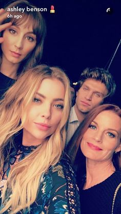 Pretty Little Liars Cast Ashley Benson Troian Bellisario Keegan Allen