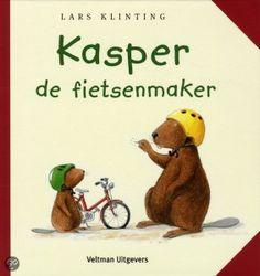 Boekentips:  Kasper de fietsenmaker - Lars Klinting