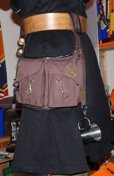 Steam Punk bag