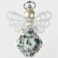 christmas angels ornaments - Google Search