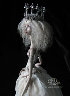 Tireless Artist OOAK BJD Dirvolira .