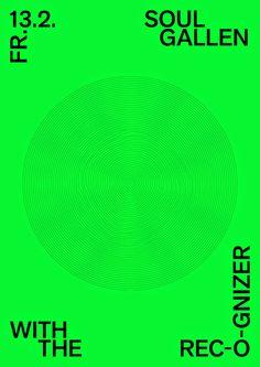 Herr Wempe a/k/a DJ Soulsonic: SOUL GALLEN - The Rec-O-Gnizer Edition