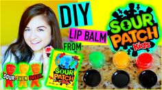 katharine ward xxmakeupiscoolxx iheartvlogging katherine ward DIY do it yourself lip balm lipstick lip gloss out of sour patch kids gum candy sweet sour how to make makeup beauty cosmetics diy how to make lip balm galaxy tumblr inspired teen teens girl girls girly teenager oreo mascara starburst lipstick