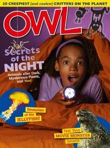 OWL Magazine.