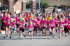 Girls on the Run Idaho