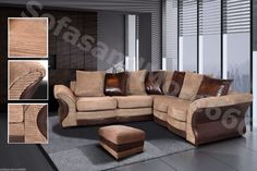 FABRIC CORNER SOFA - BROWN OR GREY - JUMBO CORD - CAMDEN - BRAND NEW   http://www.ebay.co.uk/itm/FABRIC-CORNER-SOFA-BROWN-GREY-JUMBO-CORD-CAMDEN-BRAND-NEW-/271687731591?pt=SR_Home_Garden_LivingRoom_Armchairs_SR&var=&hash=item84d5ed7780