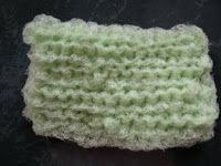 knit read cats hockey: Crocheting dish scrubbies 101