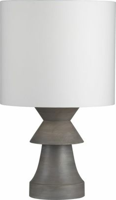 BEDROOM: one on metal drawer night stand  queen table lamp