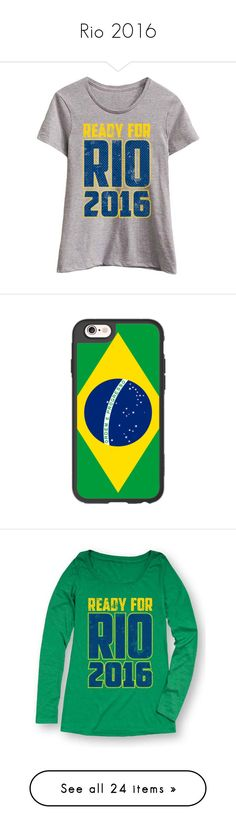 """""""Rio 2016"""" by bringmethetacos85 ❤ liked on Polyvore featuring accessories, tech accessories, phone, phone cases, iphone case, clear iphone case, iphone hard case, iphone cases, apple iphone case and iphone cover case"""