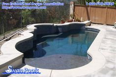 Pebble - Midnight Blue.    Building Quality Swimming Pools Since 1954.  Quality. Dependable. Expertise. Tenure.      For free swimming pool and spa design consultation and estimate, visit  swanpools.com/Swan_Pools_Company/forms/swimming-pool-comp..., or contact us at 1-800-367-7926.