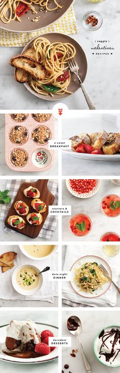veggie valentines recipes - Love and Lemons
