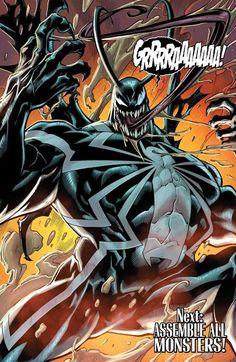 Venom, Tongue & All