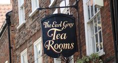 Earl Grey Tea Rooms York