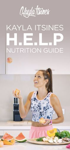 Learn what to eat to burn fat and boost your metabolism with Kayla Itsines' nutrition guide. Get an extra 10% OFF: http://workoutlabs.com/s/9JPkx