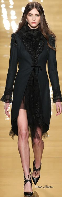 Regilla ⚜ Reem Acra, Fall 2015 Ready-to-Wear